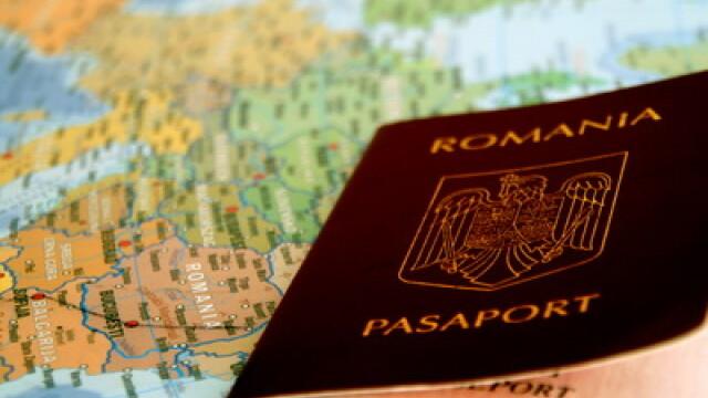 Romania, turism, pasaport