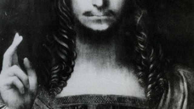 Tabloul in care Iisus Hristos seamana cu Mona Lisa, pierdut de secole, a fost gasit