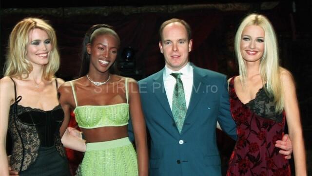 Lupta pentru cel mai vanat burlac. O inotatoare din Africa, peste Brooke Shields si Claudia Schiffer - Imaginea 4