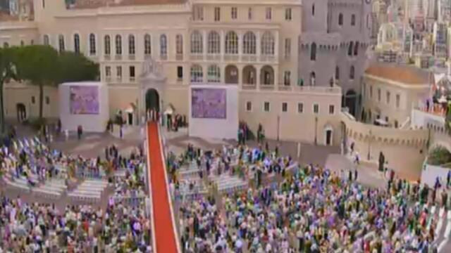Monaco are o noua printesa. Lacrimi, zambete, emotii si parada modei la nunta verii. VIDEO si FOTO - Imaginea 2
