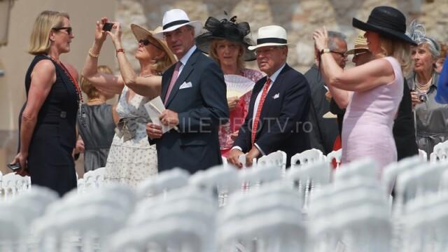 Monaco are o noua printesa. Lacrimi, zambete, emotii si parada modei la nunta verii. VIDEO si FOTO - Imaginea 4