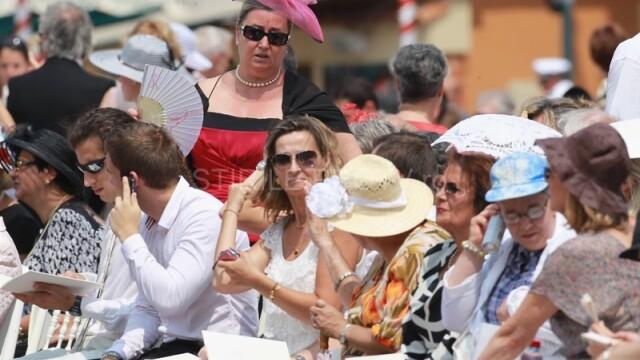 Monaco are o noua printesa. Lacrimi, zambete, emotii si parada modei la nunta verii. VIDEO si FOTO - Imaginea 5
