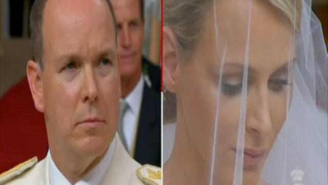 Monaco are o noua printesa. Lacrimi, zambete, emotii si parada modei la nunta verii. VIDEO si FOTO - Imaginea 12