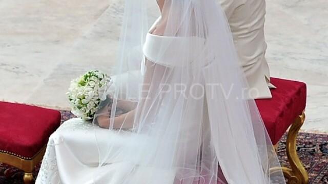 Monaco are o noua printesa. Lacrimi, zambete, emotii si parada modei la nunta verii. VIDEO si FOTO - Imaginea 15