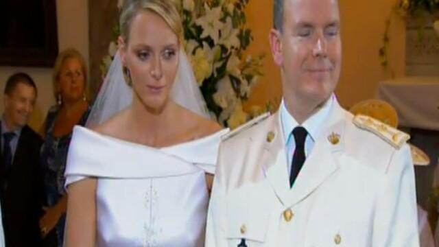 Monaco are o noua printesa. Lacrimi, zambete, emotii si parada modei la nunta verii. VIDEO si FOTO - Imaginea 16