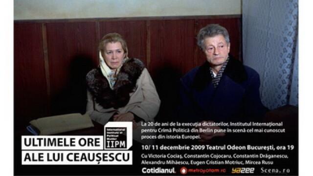 Ultimele ore ale lui Ceausescu