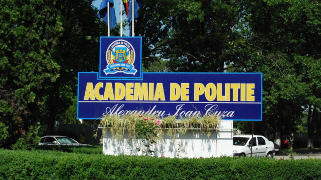 Asalt ratat la Academia de Politie. \