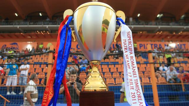 Otelul a castigat Supercupa Romaniei. A invins Steaua cu 1-0