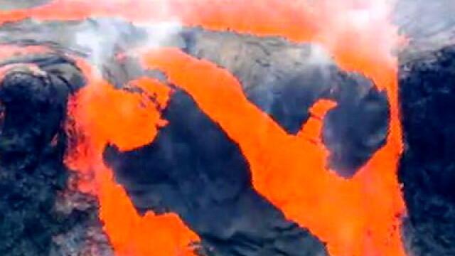 Vulcanul Nyiragongo