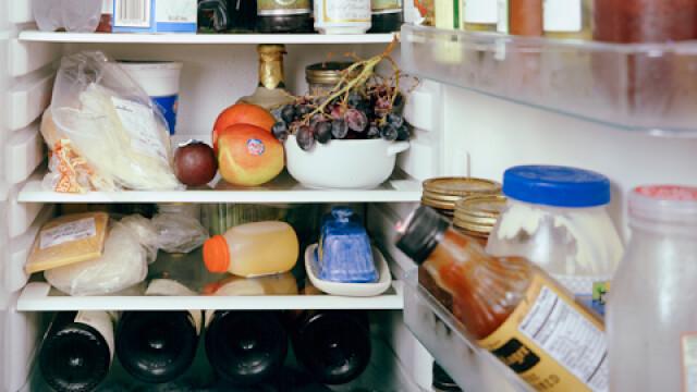 Un sarpe, un steag si pijamale. Iata ce tin oamenii in frigider. GALERIE FOTO - Imaginea 6