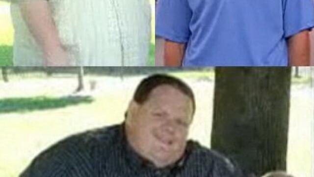 Vezi povestea barbatului care a slabit 136 kilograme de dragul fiicei sale