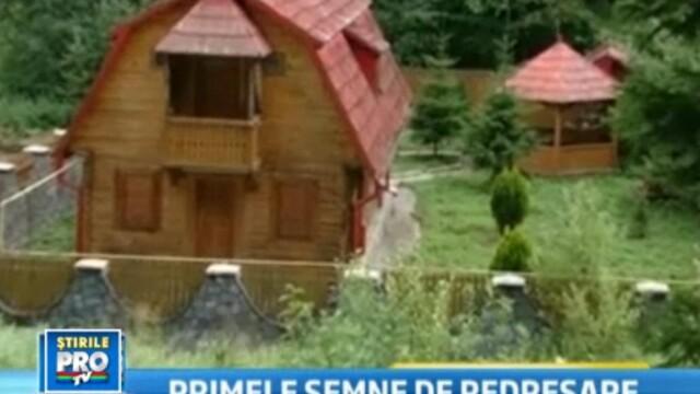 Casa la Predeal cu 35.000 de euro. Au crescut vanzarile la oras, au scazut preturile la munte