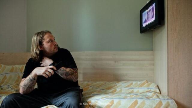Cum arata un paradis al detinutilor. Imagini impresionante din inchisoarea de LUX a Norvegiei,Halden - Imaginea 4