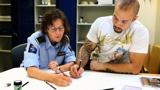 Cum arata un paradis al detinutilor. Imagini impresionante din inchisoarea de LUX a Norvegiei,Halden - Imaginea 5