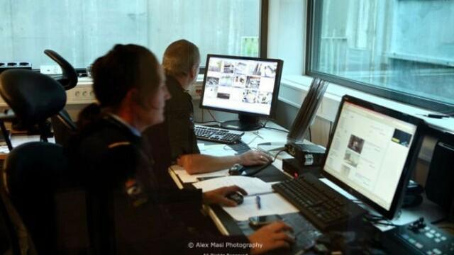 Cum arata un paradis al detinutilor. Imagini impresionante din inchisoarea de LUX a Norvegiei,Halden - Imaginea 6