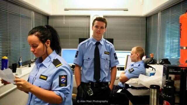 Cum arata un paradis al detinutilor. Imagini impresionante din inchisoarea de LUX a Norvegiei,Halden - Imaginea 40