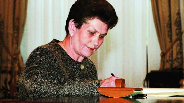 Judecatoarea de la Curtea Constitutionala Aspazia Cojocaru a fost amenintata