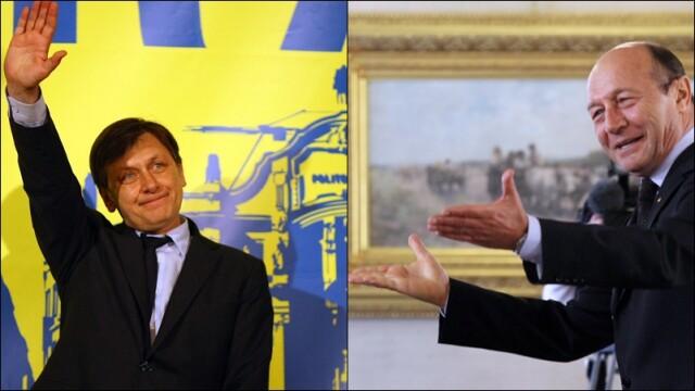 2012, anul razboiului politic in Romania. Declinul lui Basescu - vehiculul electoral al USL