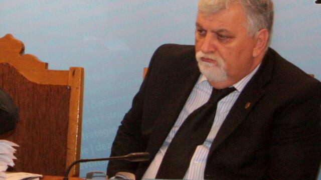 Petru Filip a fost numit de Crin Antonescu presedinte interimar al Senatului