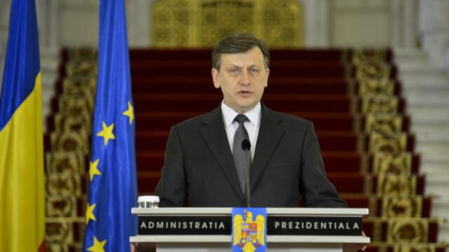 Crin Antonescu: Romania NU este o tara izolata. Voi participa INTENS la campania pentru referendum