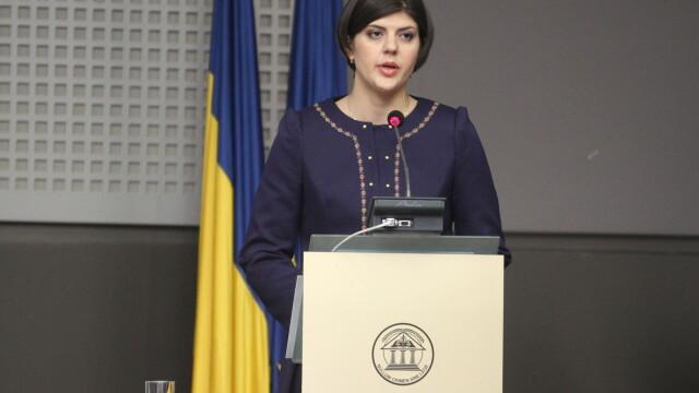 Codruta Kovesi - singurul procuror general al Romaniei care-si duce mandatul pana la capat