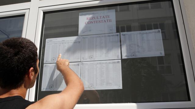 Peste 1.100 de contestatii au fost depuse in Timis dupa afisarea rezultatelor de la bacalaureat