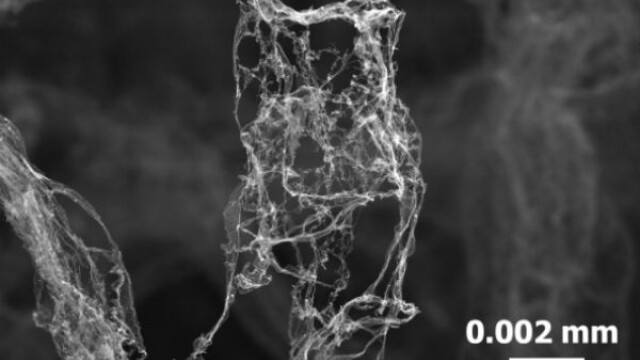 Cercetatorii au inventat materialul mai usor decat aerul, care va revolutiona domeniul tehnologic