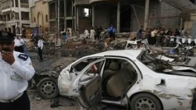 Peste 50 de persoane au murit joi in atentate teroriste in Irak, intr-o perioada cu violente extreme