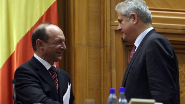 Basescu spune ca nu il va gratia pe Nastase. \