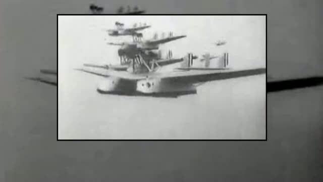 Hidroavionul din timpul razboiul, descoperit intr-un lac de Mamaia, va fi scos la suprafata