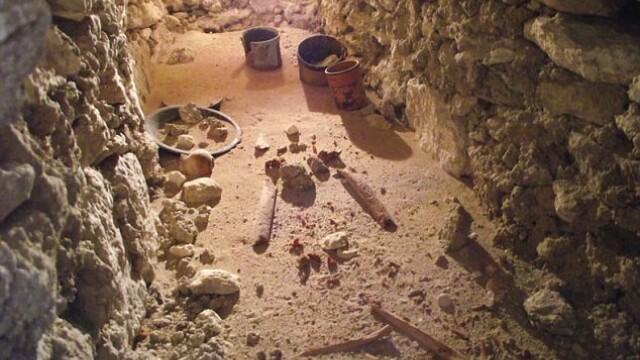 Secretul pastrat timp de 1.300 de ani. Ce au ascuns mayasii in podeaua unui palat din Mexic - Imaginea 2