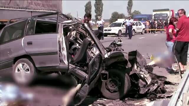 Povestea cutremuratoare din spatele unui accident rutier. \