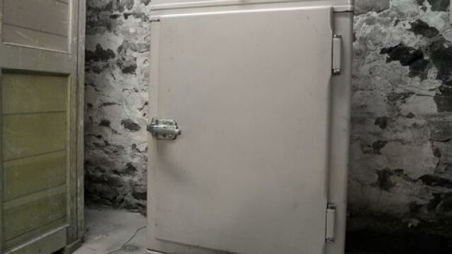 Ce s-a descoperit in cel mai vechi frigider din America: are 85 de ani