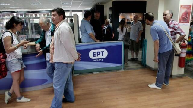 ert, televiziune publica grecia
