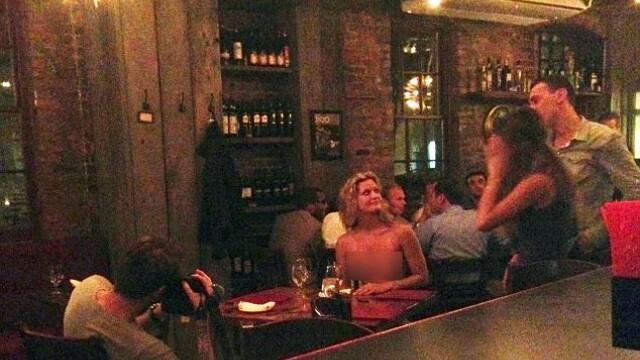 topless restaurant