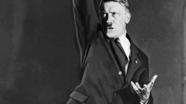 Imaginile pe care Adolf Hitler le-a vrut distruse: cum isi exersa Fuhrer-ul discursurile - Imaginea 4