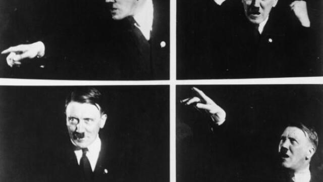 Imaginile pe care Adolf Hitler le-a vrut distruse: cum isi exersa Fuhrer-ul discursurile - Imaginea 3