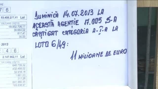 Galati, orasul norocosilor la Loto. Ce a facut cu banii pompierul care a luat 12 mil. euro in 2009