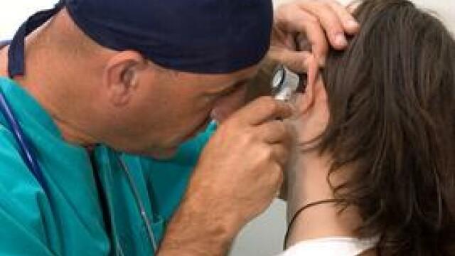 control ORL, medic, ureche