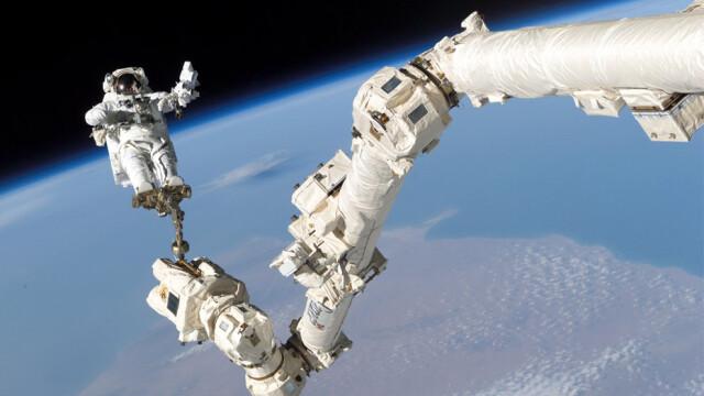 Astronautii de pe Statia Spatiala Internationala vor iesi in spatiu pentru a inlocui o pompa defecta