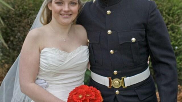 nunta, soldat