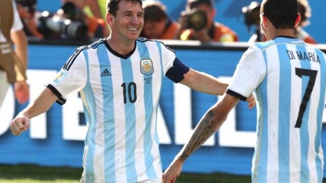 Campionatul Mondial de Fotbal 2014. Brazilia intalneste Olanda in finala mica, Argentina se lupta cu Germania pentru trofeu - Imaginea 27