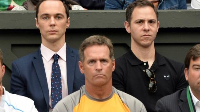 Jim Parsson la Wimbledon