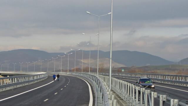 Pe drumul spre faliment. Autostrada Orastie-Sibiu a \
