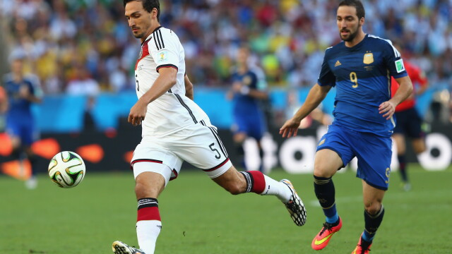 CAMPIONATUL MONDIAL DE FOTBAL 2014. Germania a invins Argentina cu 1 la 0. Mario Goetze i-a adus tarii sale al patrulea titlu - Imaginea 4