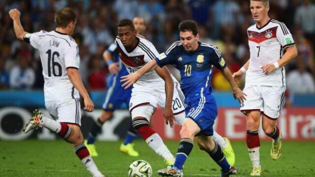 CAMPIONATUL MONDIAL DE FOTBAL 2014. Germania a invins Argentina cu 1 la 0. Mario Goetze i-a adus tarii sale al patrulea titlu - Imaginea 5