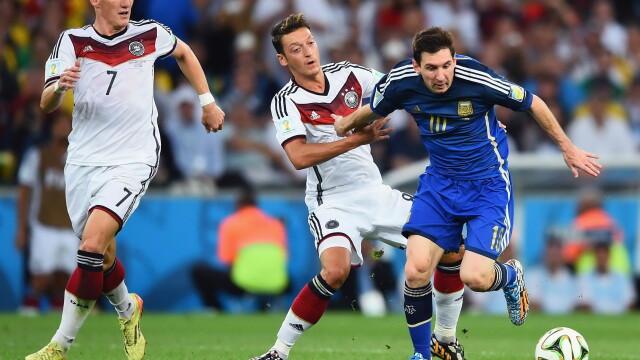 CAMPIONATUL MONDIAL DE FOTBAL 2014. Germania a invins Argentina cu 1 la 0. Mario Goetze i-a adus tarii sale al patrulea titlu - Imaginea 7