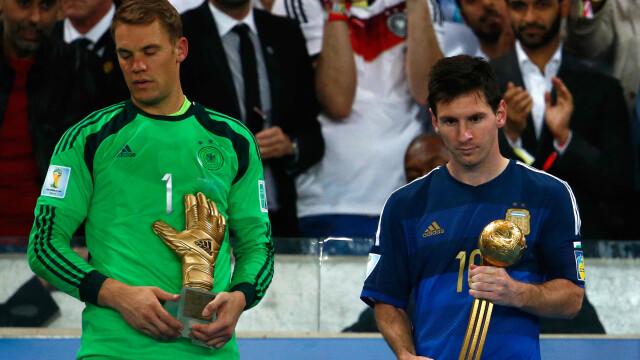 CAMPIONATUL MONDIAL DE FOTBAL 2014. Germania a invins Argentina cu 1 la 0. Mario Goetze i-a adus tarii sale al patrulea titlu - Imaginea 10