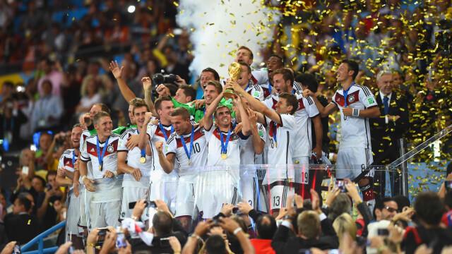 CAMPIONATUL MONDIAL DE FOTBAL 2014. Germania a invins Argentina cu 1 la 0. Mario Goetze i-a adus tarii sale al patrulea titlu - Imaginea 11