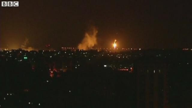 Israelul a inceput o ofensiva terestra de proportii in Gaza. Presedintele palestinian: Va provoca mai multa varsare de sange